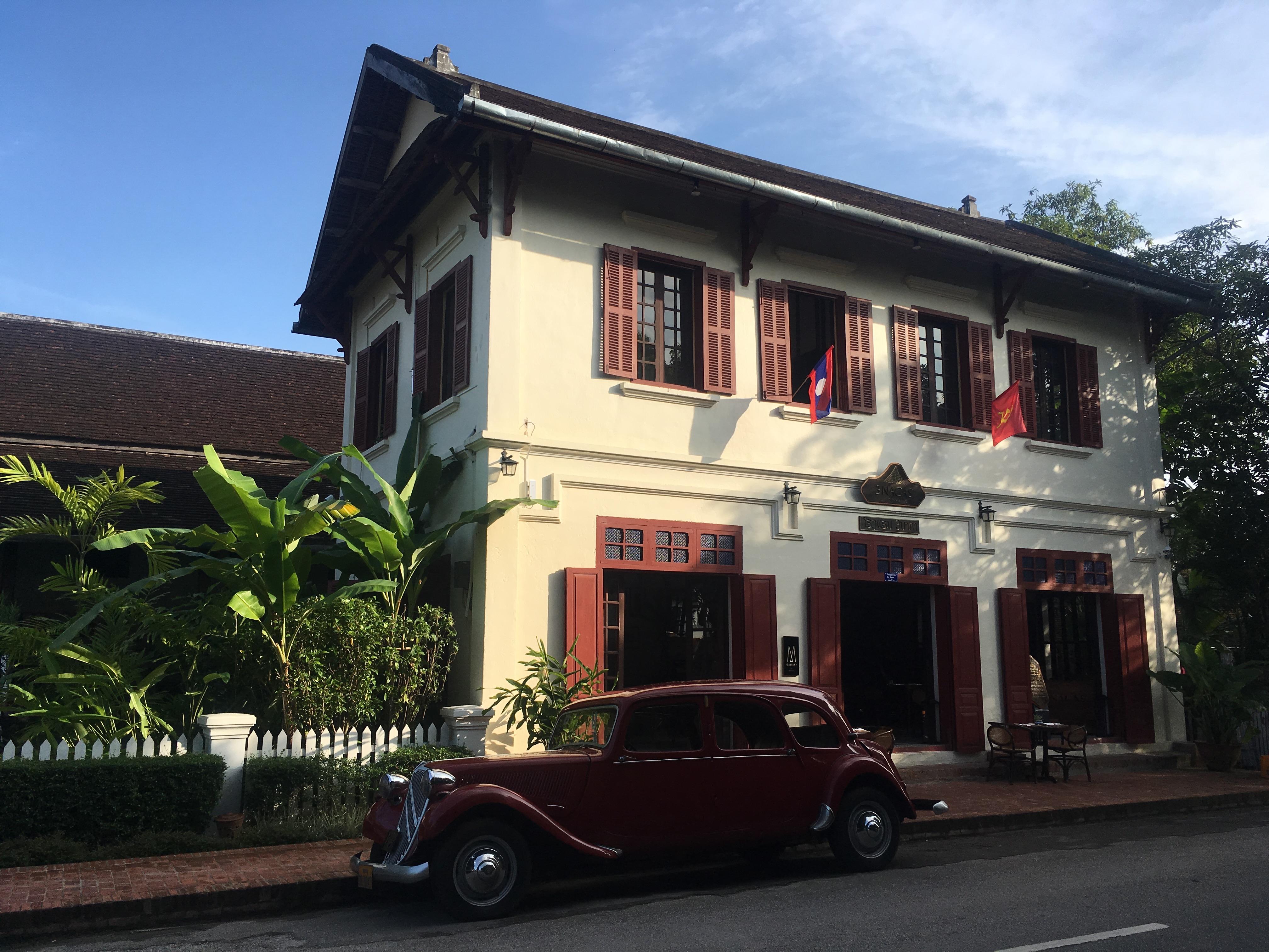 Vientiane Travelbug